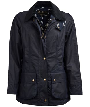 Women's Barbour Monteviot Wax Jacket