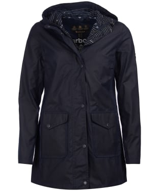 Women's Barbour Seahouse Waxed Jacket
