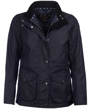 Women's Barbour Fleetwood Waxed Jacket