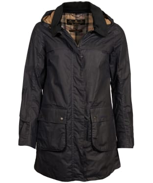 Women's Barbour Lightweight Sherwood Waxed Jacket