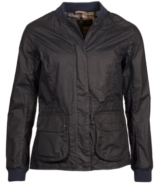 Women's Barbour Lightweight Norfolk Waxed Jacket