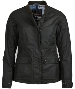 Women's Barbour Globe Waxed Jacket