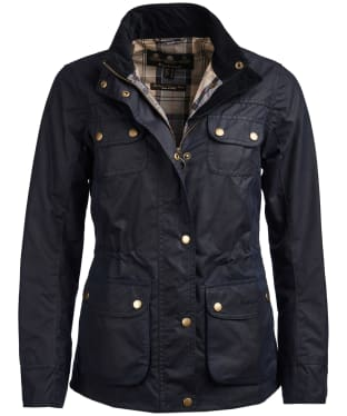 Women's Barbour Wharf Waxed Jacket