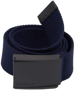 Men's Barbour Webbing Belt