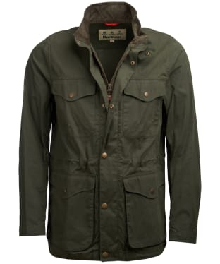 Men's Barbour Skipton Casual Jacket - Olive