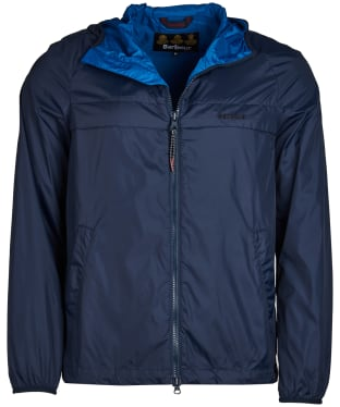 Men's Barbour Eve Casual Jacket - Navy