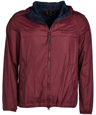 Men's Barbour Eve Casual Jacket - Port