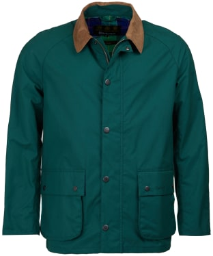 Men's Barbour Awe Casual Jacket - Spruce Green