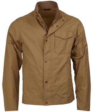 Men's Barbour Steve McQueen Major Casual Jacket - Golden Khaki