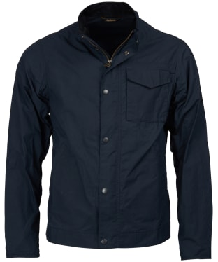 Men's Barbour Steve McQueen Major Casual Jacket - Vulcan Navy