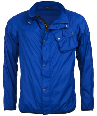 Men's Barbour International Dene Casual Jacket - Charge Blue