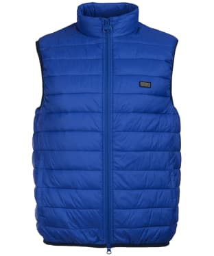 Men's Barbour International Reed Gilet - Charge Blue