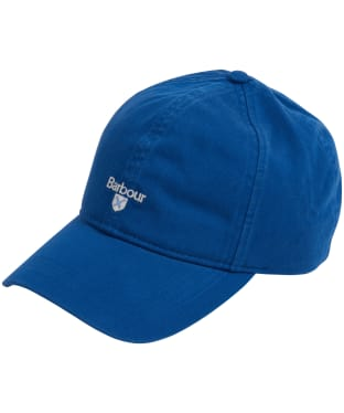 Men's Barbour Cascade Sports Cap - True Blue
