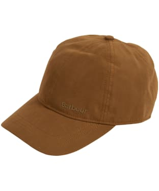 Men's Barbour Berwick Sports Cap - Tan