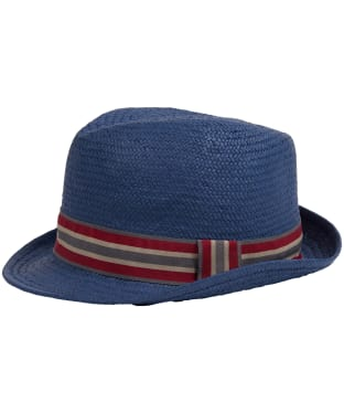 Men's Barbour Whitby Trilby Hat - Navy