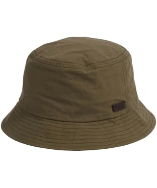 Men's Barbour Irvine Wax Sports Hat - Light Green