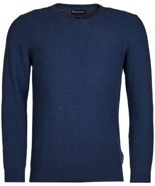 Men's Barbour Galley Crew Neck Sweater