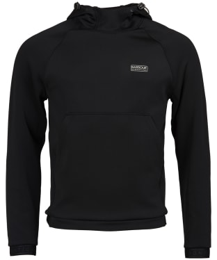 Men's Barbour International Tech Hoody - Black
