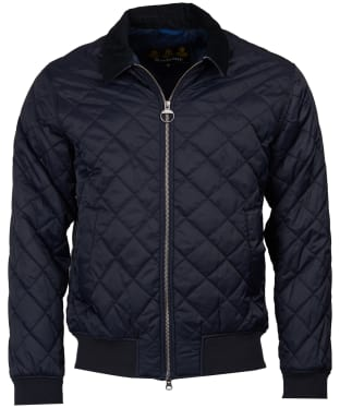 Men's Barbour Skerry Quilted Jacket - Navy