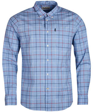 Men's Barbour Tattersall 1 Tailored Shirt
