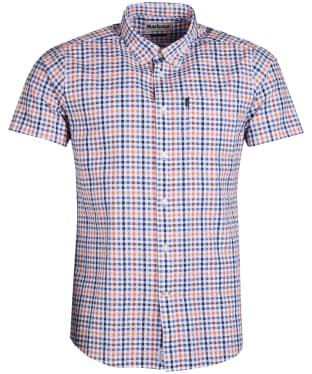 Men's Barbour Seersucker 2 S/S Tailored Shirt