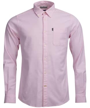 Men's Barbour Oxford 2 Tailored Shirt - Soft Pink