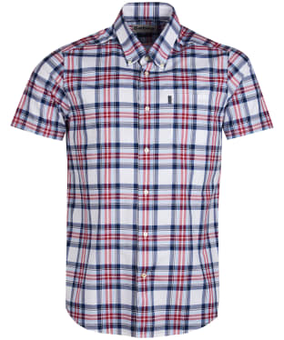 Men's Barbour Highland 6 S/S Tailored Shirt