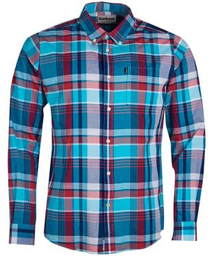 Men's Barbour Madras 1 Tailored Shirt