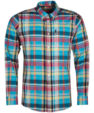 Men's Barbour Madras 2 Tailored Shirt