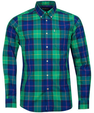 Men's Barbour Toward Shirt - Green