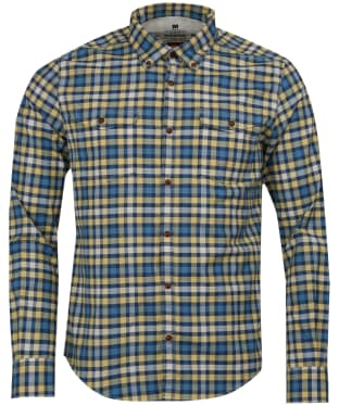 Men's Barbour Steve McQueen Output Check Shirt