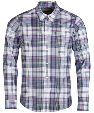 Men's Barbour Slim Fit Oxford Shirt 2
