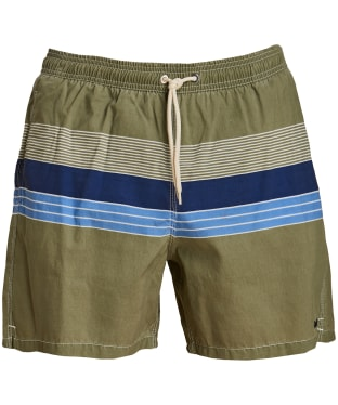 Men's Barbour Rydal Swim Shorts - Olive