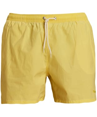 Men's Barbour Turnberry Swim Short - Empire Yellow