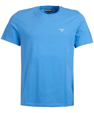 Men's Barbour Sports Tee - Delft Blue