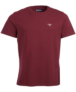 Men's Barbour Sports Tee - Ruby