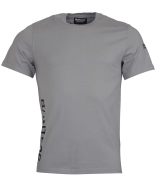 Men's Barbour International Kinetic Tee - Battle Ship Grey