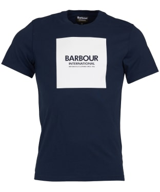 Men's Barbour International Block Tee