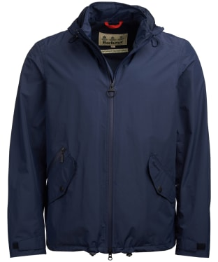 Men's Barbour Rosedale Waterproof Jacket - Navy