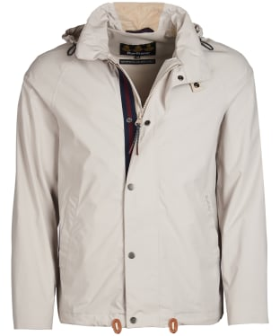 Men's Barbour Clanfield Waterproof Jacket - Mist