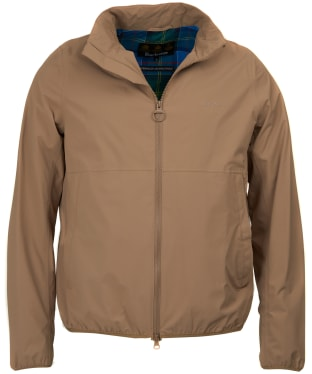 Men's Barbour Ness Waterproof Jacket - Sand