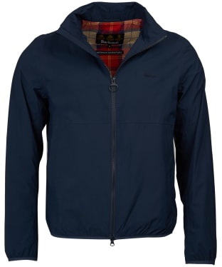 Men's Barbour Ness Waterproof Jacket - Navy