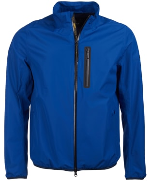 Men's Barbour International Ranson Waterproof Jacket - Charge Blue
