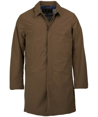 Men's Barbour Trent Waterproof Jacket - Clay