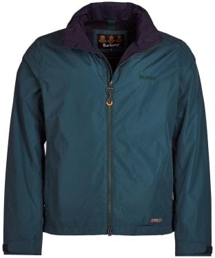 Men's Barbour Rye Waterproof Jacket - Spruce Green