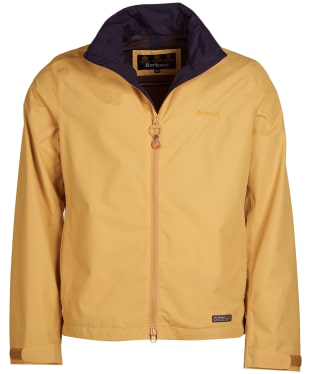 Men's Barbour Rye Waterproof Jacket - Harvest Gold