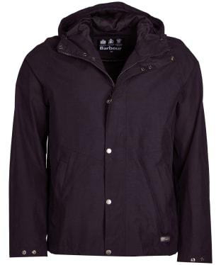 Men's Barbour Charlie Waterproof Jacket - Navy
