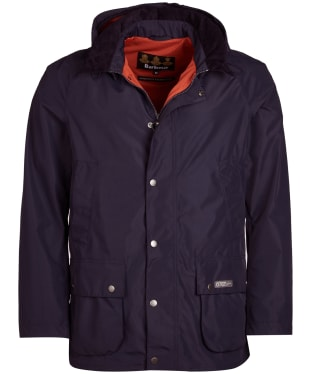 Men's Barbour Arlington Waterproof Jacket - Navy