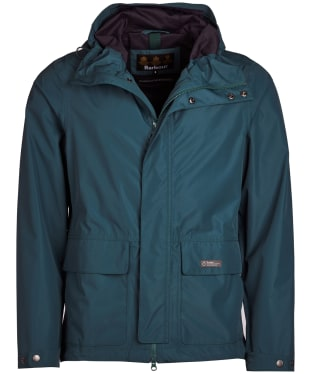 Men's Barbour Foxtrot Waterproof Jacket - Spruce Green