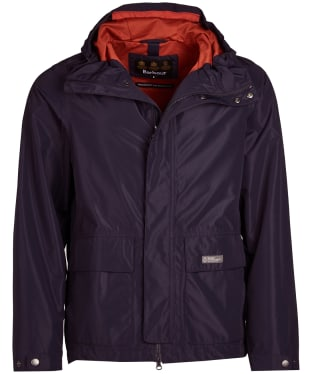Men's Barbour Foxtrot Waterproof Jacket - Navy
